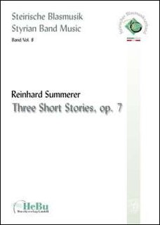 Three short stories, op. 7