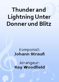 Thunder and Lightning Unter Donner und Blitz