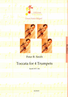 Toccata for 4 Trumpets