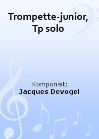 Trompette-junior, Tp solo