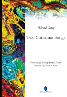 Two Christmas Songs - Voice and Symphonic Band
