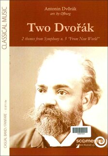 Two Dvorak two themes from Symphony nr. 5 The New World