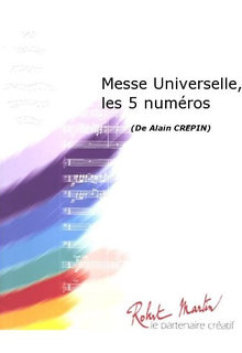 Universelle Messe in 5 Teilen