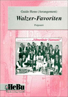 Walzer - Favoriten (Potpourri)