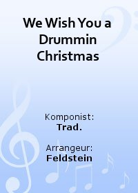 We Wish You a Drummin Christmas