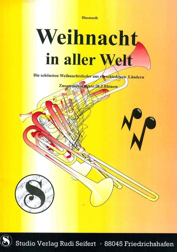 Weihnacht in aller Welt | Noten - Medleys | Arr. Hans-Joachim Rhinow