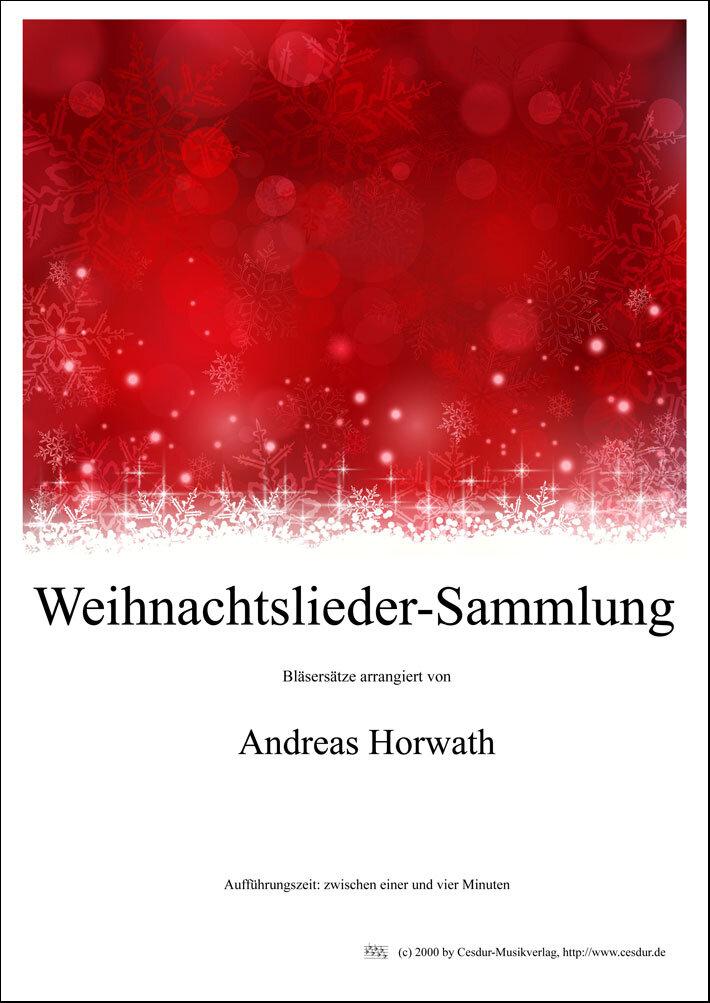 Weihnachtslieder-Sammlung | Noten - Gemischtes Ensemble ...