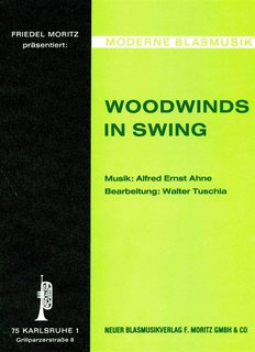 Woodwinds in Swing für Klarinette und Sax