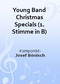 Young Band Christmas Specials (1. Stimme in B)