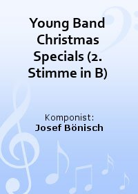 Young Band Christmas Specials (2. Stimme in B)