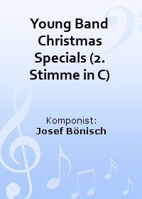 Young Band Christmas Specials (2. Stimme in C)