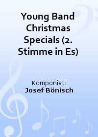 Young Band Christmas Specials (2. Stimme in Es)