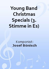 Young Band Christmas Specials (3. Stimme in Es)