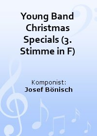 Young Band Christmas Specials (3. Stimme in F)