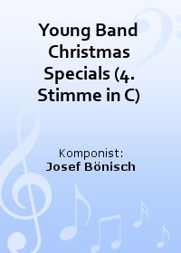 Young Band Christmas Specials (4. Stimme in C)