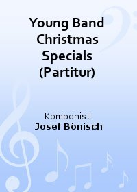 Young Band Christmas Specials (Partitur)