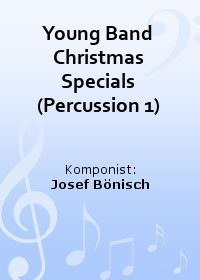 Young Band Christmas Specials (Percussion 1)