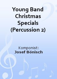 Young Band Christmas Specials (Percussion 2)