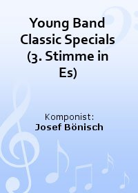 Young Band Classic Specials (3. Stimme in Es)
