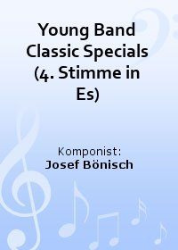 Young Band Classic Specials (4. Stimme in Es)