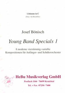Young Band Specials 1 (1. Stimme in C Flöte)