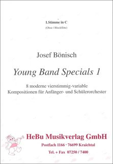 Young Band Specials 1 (1. Stimme in C Oboe)