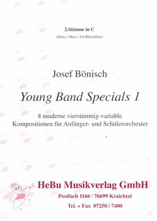 Young Band Specials 1 (2. Stimme in C)
