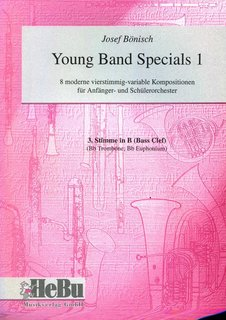 Young Band Specials 1 (3. Stimme in B - Bass Clef)