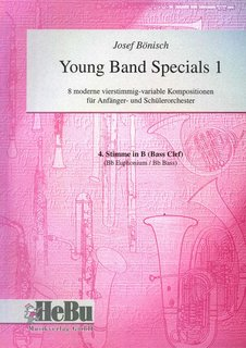 Young Band Specials 1 (4. Stimme in B - Bass Clef)