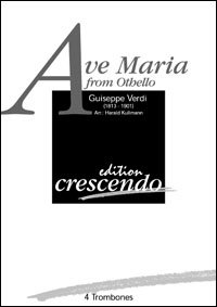 Ave Maria from Othello