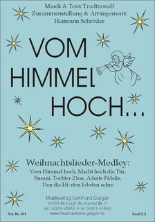 Geiger musikverlag seite 17 noten f r blasorchester - Stenkelfeld advent ...
