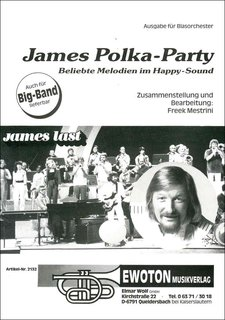 James Polka-Party Medley im Happy-Sound