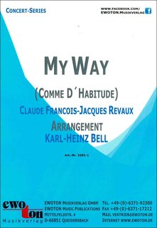 My way (Comme dHabitude)