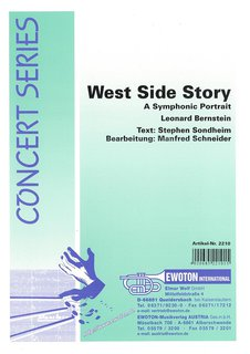 West-Side-Story (A symphonic Portrait)