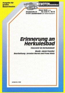 Erinnerung an Herkulesbad (Souvenir de Herkulesbad) | Noten ...