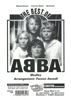 The Best of ABBA Potpourri