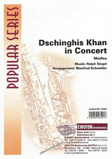 Dschinghis Khan In Concert (Potpourri)