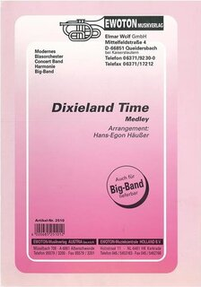Dixieland-Time Medley