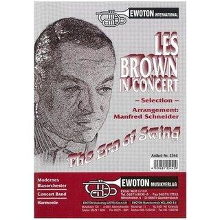 Les Brown in Concert Selection