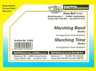 Marching Band / Marching Time (Medley)