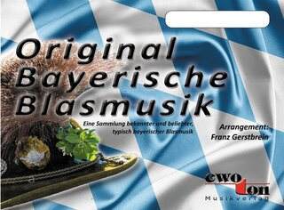 Original Bayerische Blasmusik - 2. Bass in C
