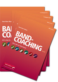 Band Coaching Band 3 für Blasorchester: All In One (Basic-Set)