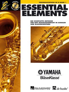 Essential Elements (Band 1) - Tenorsaxophon in B