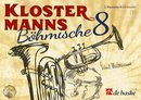 Klostermanns Böhmische 8 - Klarinette 2 in Bb (ad lib.)
