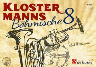 Klostermanns Böhmische 8 - Bass in Bb