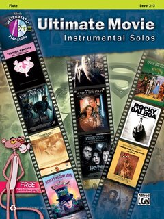 Ultimate Movie Instrumental Solos - Flöte