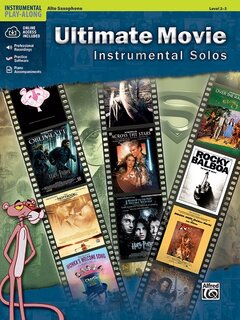 Ultimate Movie Instrumental Solos - Altsaxofon