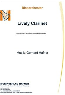 Lively Clarinet