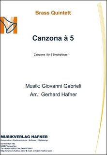Canzona � 5