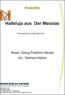 Halleluja aus  Der Messias